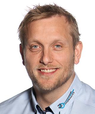 Mads A. Svendsen - Salgschef